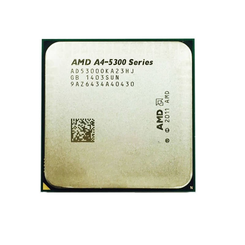 Procesoare Refurbished AMD Trinity A4-5300, 3.40GHz, Socket FM2