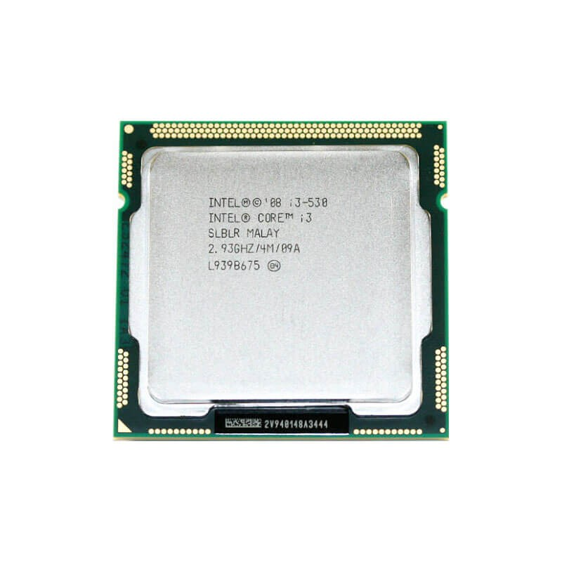 Procesoare Refurbished Intel Dual Core i3-530, 2.93GHz, 4Mb Cache