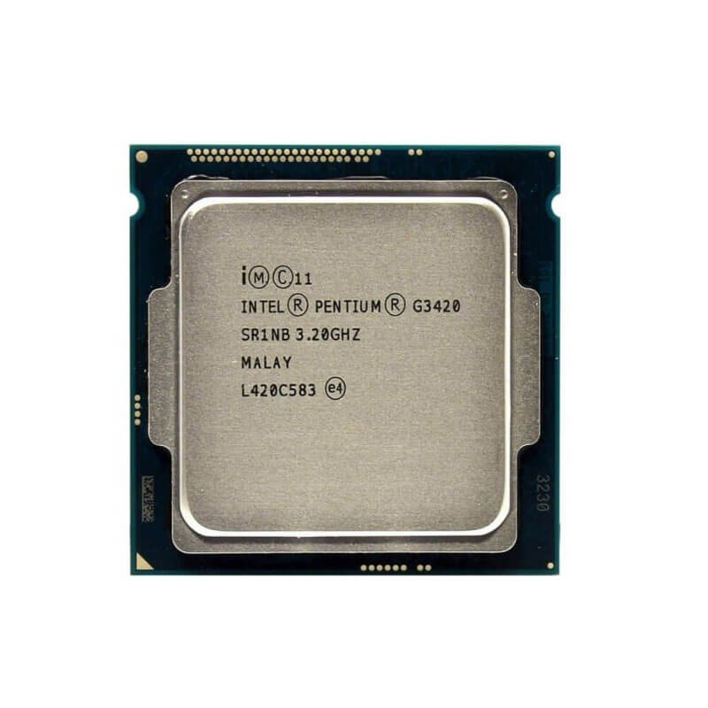 Procesoare Refurbished Intel Pentium Dual Core G3420 3.20GHz