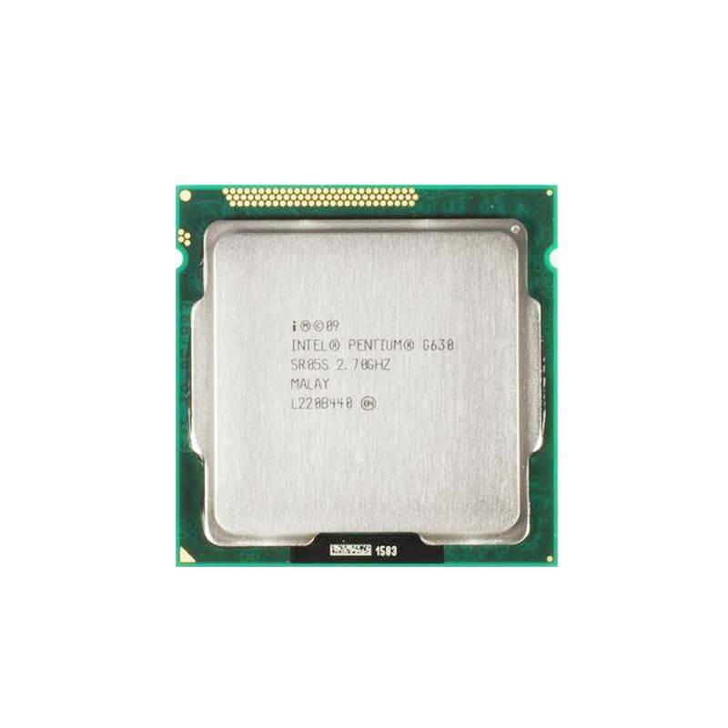 Procesoare Refurbished Intel Pentium Dual Core G630, 2.70GHz, 3Mb Cache