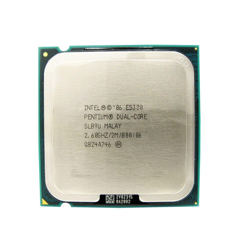 Procesoare Refurbished Intel Pentium E5300, 2.60GHz, 2Mb Cache