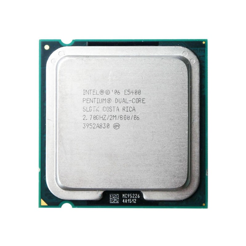Procesoare Refurbished Intel Pentium E5400, 2.70GHz, 2Mb Cache