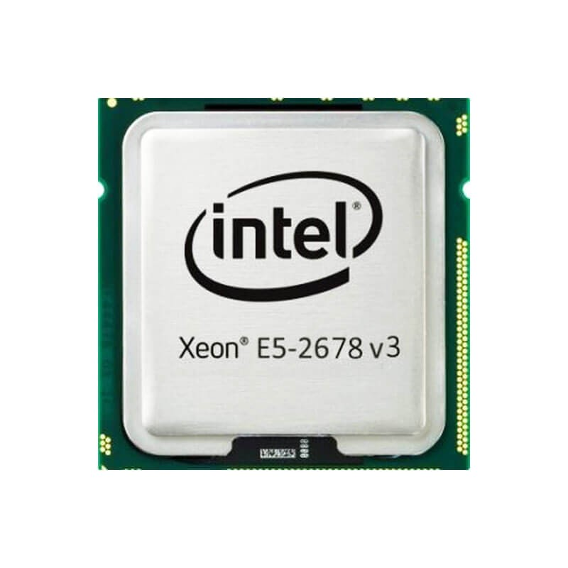 Procesoare Refurbished Intel Xeon E5-2678 v3 12-Core, 2.50GHz, 30Mb Cache