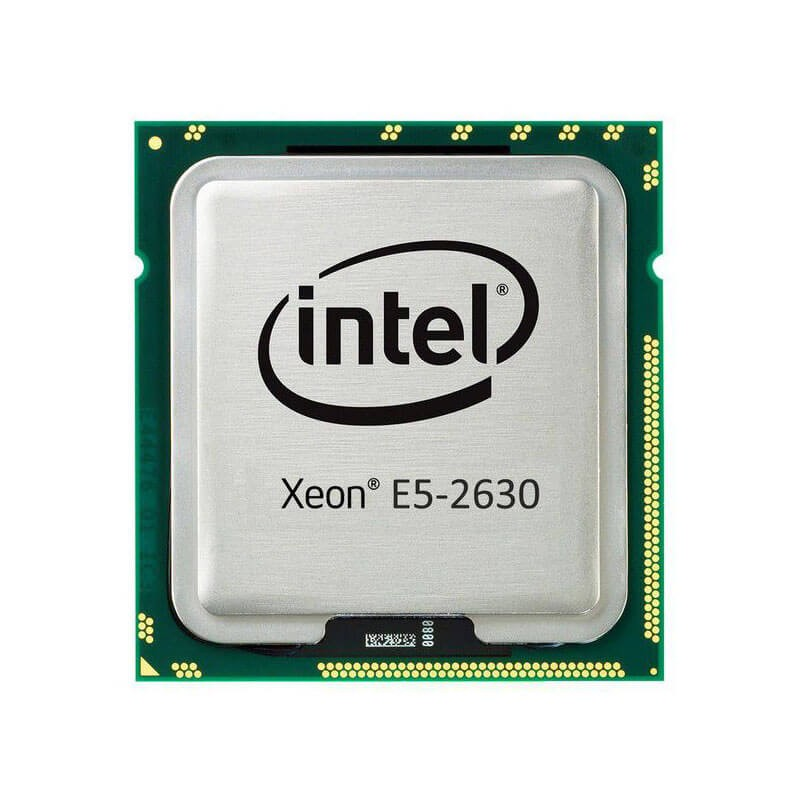 Procesoare Refurbished Intel Xeon Hexa Core E5-2630, 2.30GHz, 15Mb Smart Cache