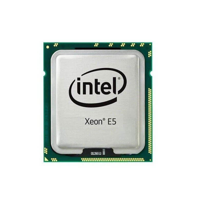 Procesoare Refurbished Intel Xeon Quad Core E5-2609, 2.40GHz, 10Mb Cache