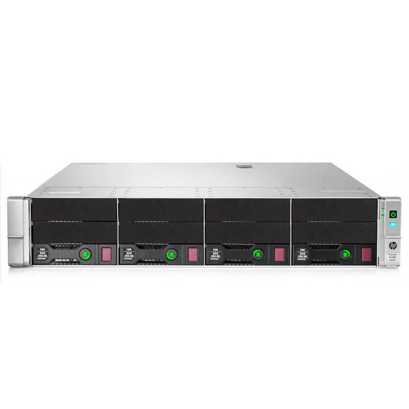 Servere HP ProLiant DL380 G9, 2 x E5-2670 v3 12-Core - configureaza pentru comanda