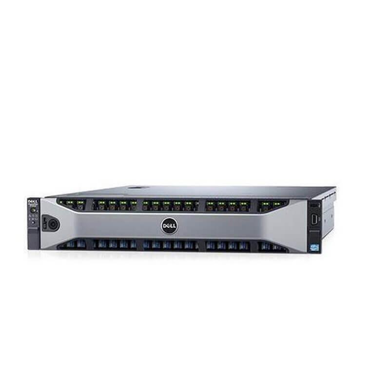 Servere Refurbished Dell R730, 2 x E5-2640 v3 Octa Core - Configureaza pentru comanda