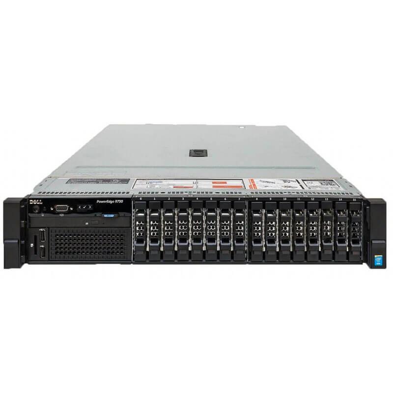 Servere Refurbished Dell R730, 2 x E5-2678 v3 12-Core - Configureaza pentru comanda