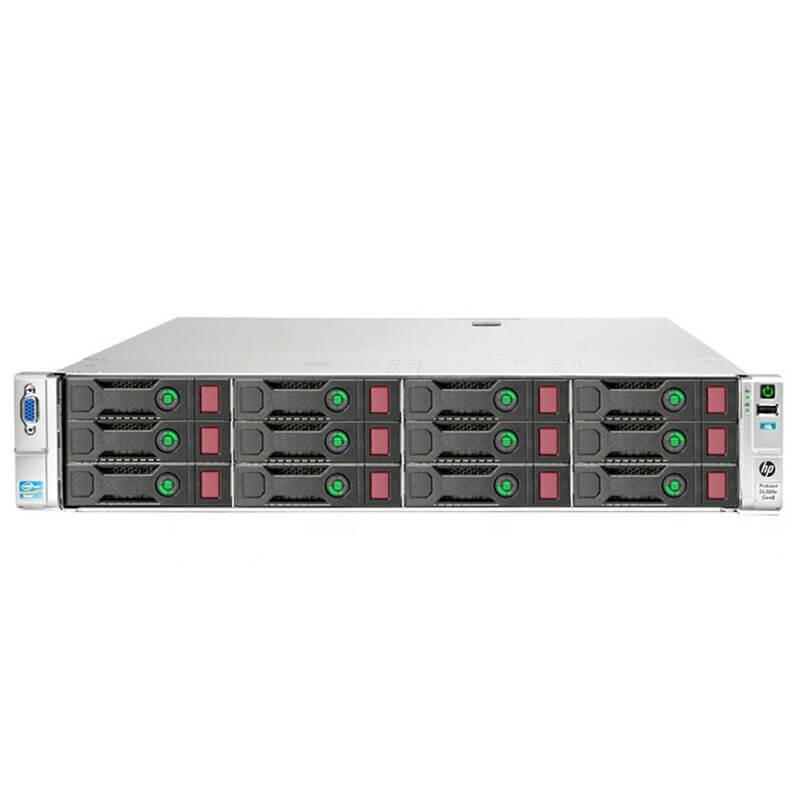 Servere Refurbished HP ProLiant DL380e G8, 2 x E5-2450L Octa Core - configureaza pentru comanda