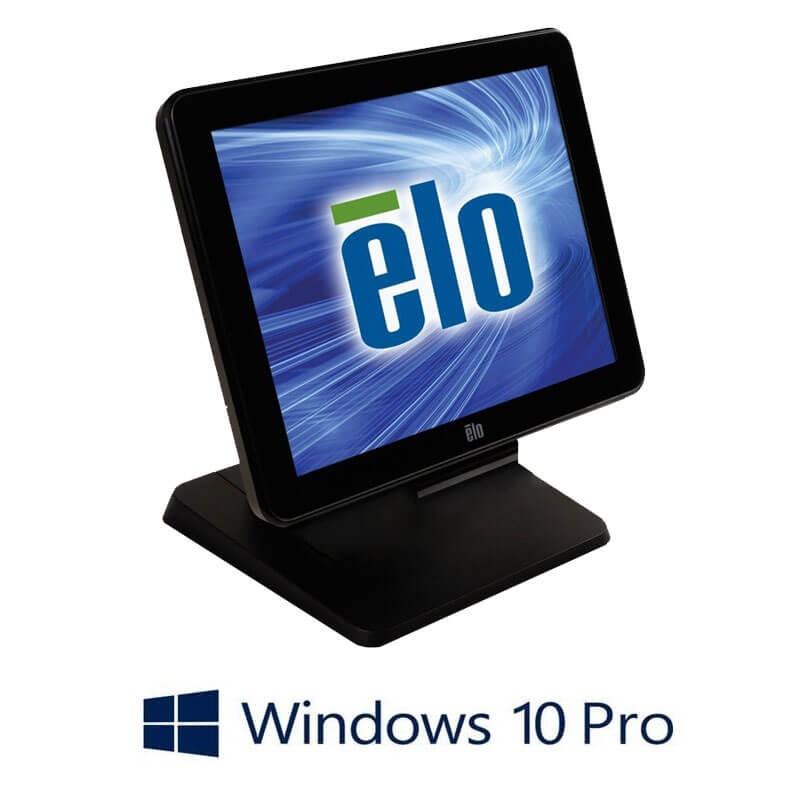 Sisteme POS Touchscreen Refurbished ELO Touch 17B3, Core i3-3220, Win 10 Pro