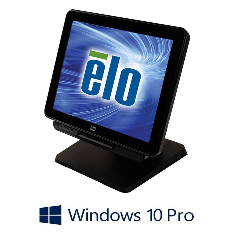 Sisteme POS Touchscreen Refurbished ELO Touch 17X3, Intel i3-4350T, Win 10 Pro