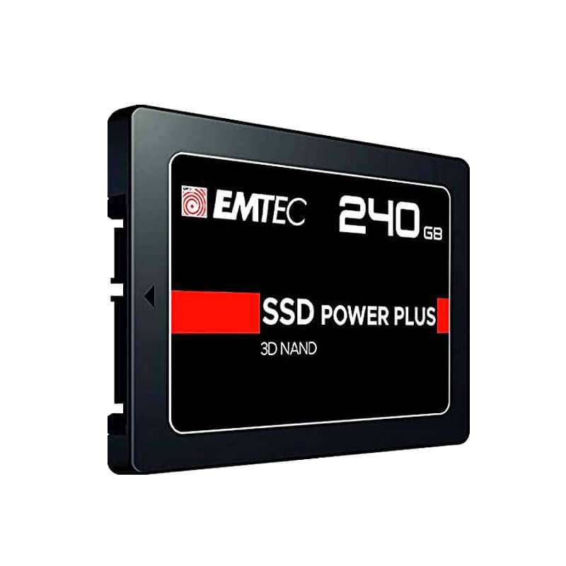 Solid State Drive (SSD) NOU 240GB SATA 6.0Gb/s, EMTEC X150 Power Plus