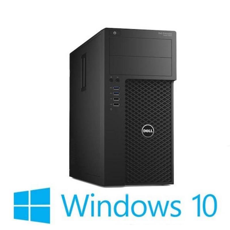 Statie grafica Refurbished Dell Precision T3620, i7-6700, 256GB SSD, Win 10 Home