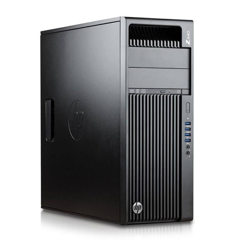 Statie grafica second hand HP Z440, Xeon E5-2678 v3 12-Core, SSD, Quadro M4000 8GB 256-bit