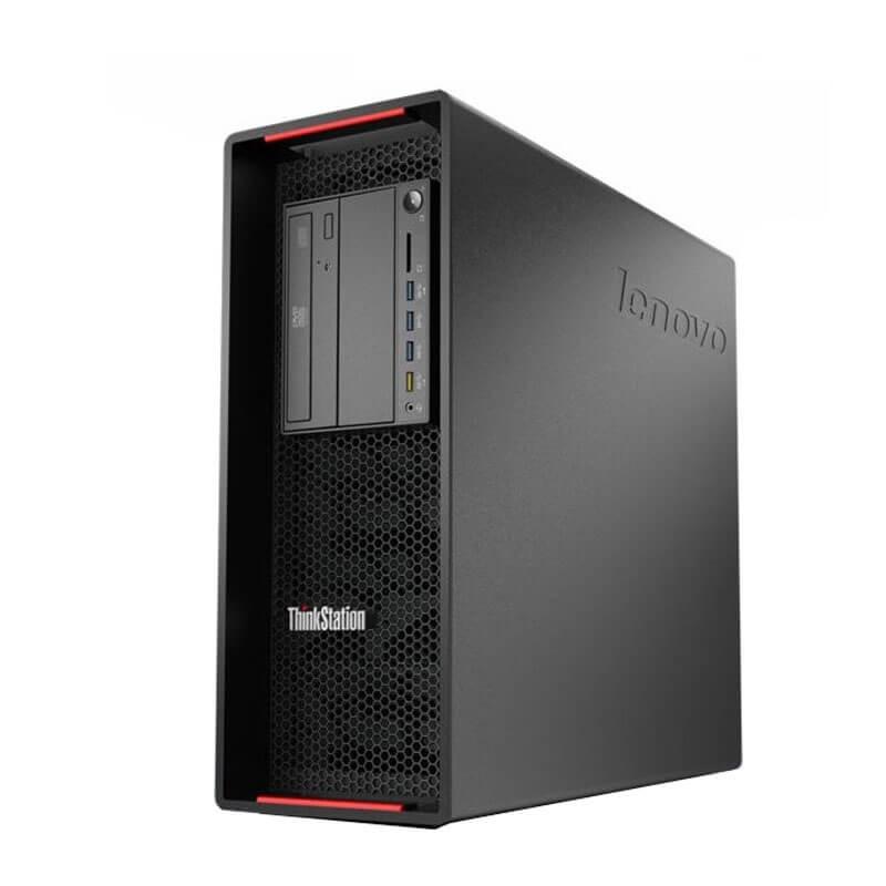 Statie grafica second hand Lenovo ThinkStation P500, Quad Core E5-1620 v3, Quadro K2000
