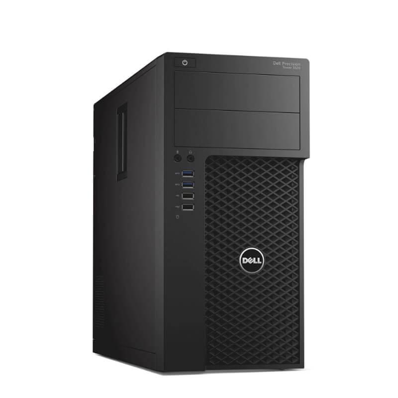 Statie grafica SH Dell Precision 3620 MT, Quad Core i5-6400T, 32GB DDR4