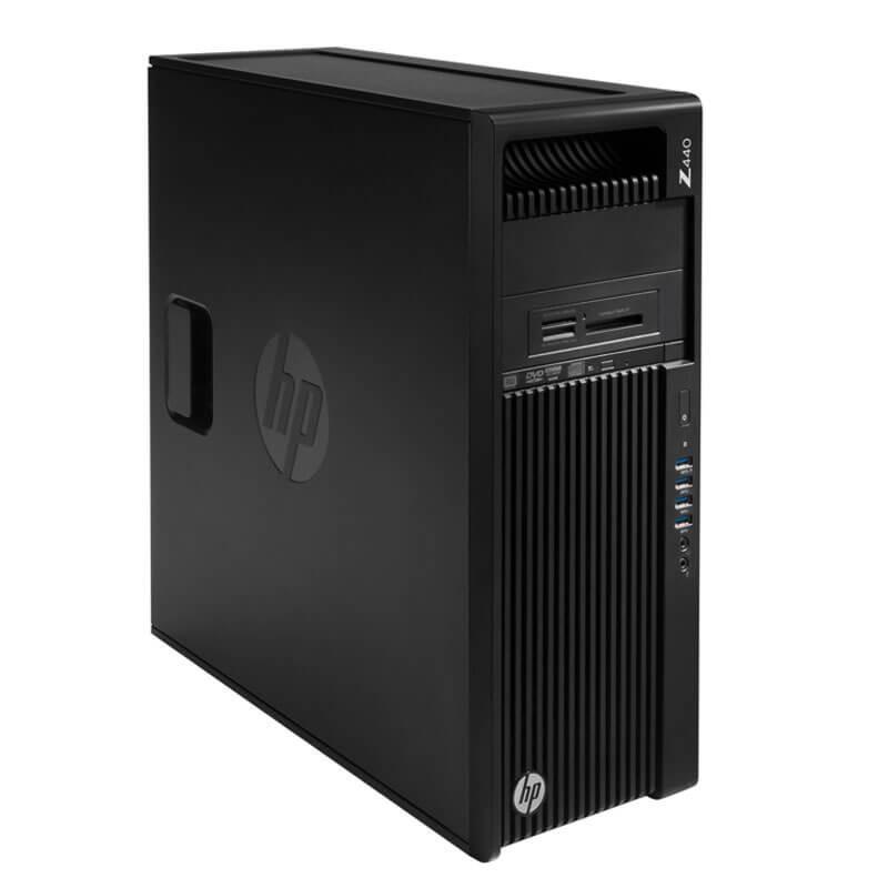 Statie grafica SH HP Z440, Xeon Hexa Core E5-2620 v3, Quadro 4000