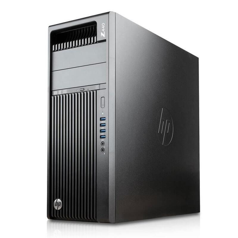 Statie grafica SH HP Z440, Xeon Quad Core E5-1620 v4, SSD, Quadro M4000