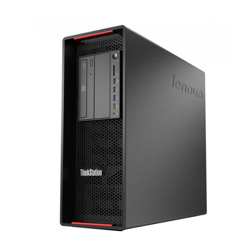 Statie grafica SH Lenovo ThinkStation P500, Xeon E5-1620 v3, 24GB DDR4