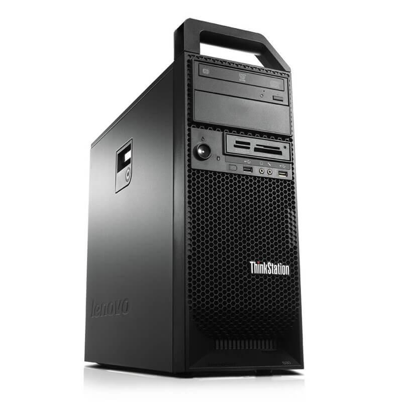 Statie grafica SH Lenovo ThinkStation S30, Xeon E5-1620 v2, Quadro K4000