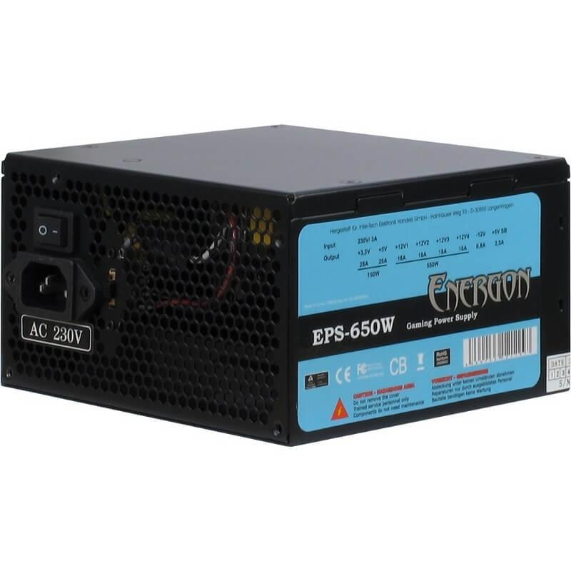 Surse Alimentare Calculatoare Refurbished Inter-Tech Energon EPS-650W