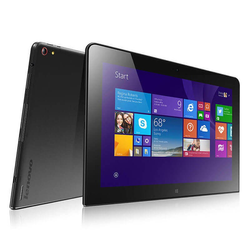 Tableta second hand LENOVO ThinkPad 10, Intel Atom Quad Core Z3795, 10.1 inch Full HD