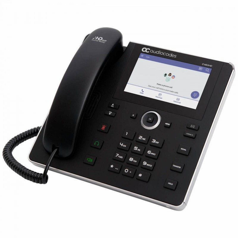Telefon IP AudioCodes C450HD