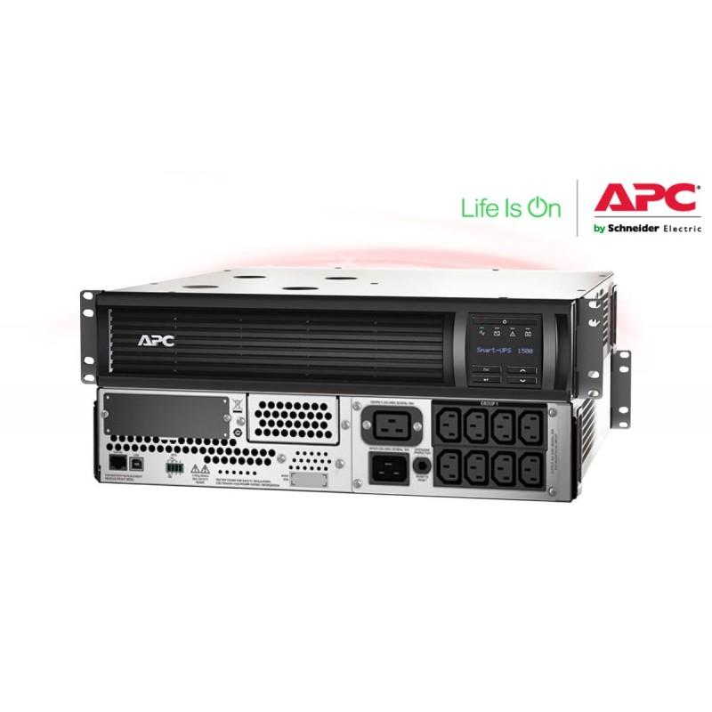 UPS SH ACalculatoare Smart-UPS SMT1500RMI2U, 1500VA, Baterii noi